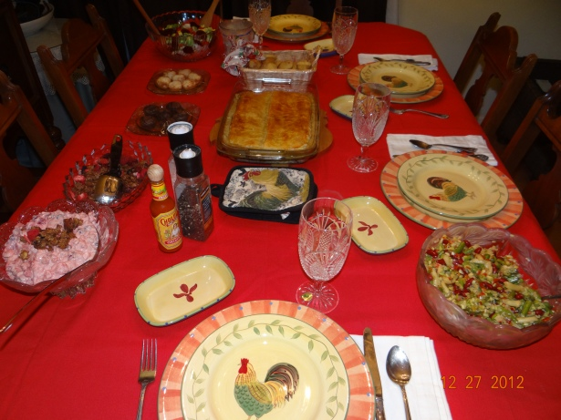 Dinner Party Featuring THRIVE Foods!