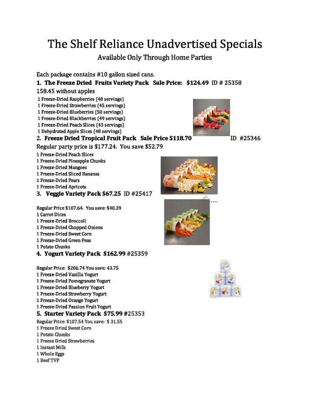 Unadvertised Specials ~ February 2013_Page_1