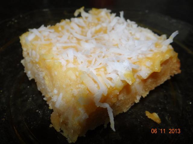 THRIVE Life: Lemon Bars ~ Paleo Style (1/4)