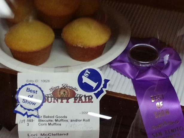 Corn Muffins - Best of Show